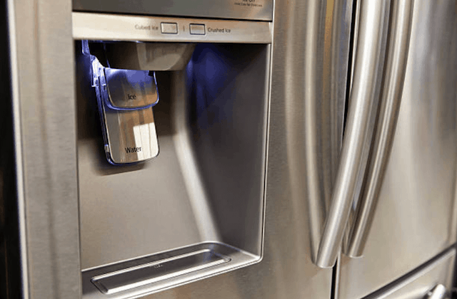 refrigerator dispenser image
