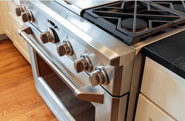 stove closeup